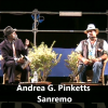Andrea G. Pinketts a Sanremo  (VIDEO)