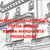 Premiazione Concorso Poesia Inedita &#8220;Regina Margherita&#8221;  &#8211; Premiazione (VIDEO)