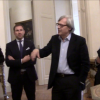 Vittorio Sgarbi visita il Museo Villa Regina Margherita (VIDEO)