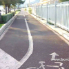 LA PISTA CICLABILE BORDIGHERA-VALLECROSIA (VIDEO)