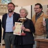 PREMIO BORDIGHERA WEB-TV A MIRELLA AGUJARO (VIDEO)