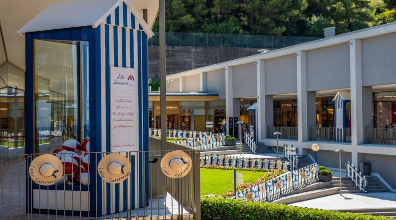 THE MALL LUXURY SANREMO
