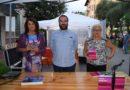 LUCIA MORLINO E ANTONELLA SQUILLACE AL BORDIGHERA BOOK FESTIVAL 2021